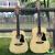 赤绵(Kapok)【无料刻印】赤绵ギター34寸36寸単板ギター38寸39寸民谣クラス児童男女旅行エレックバック34寸LD 14贝壳杉民谣