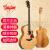 Taylor泰勒BT 1/2/GS mini/110/114 CE/214シングルボード民謡旅行エレキギター214 CE雲杉+相思木GA型電気ボックス