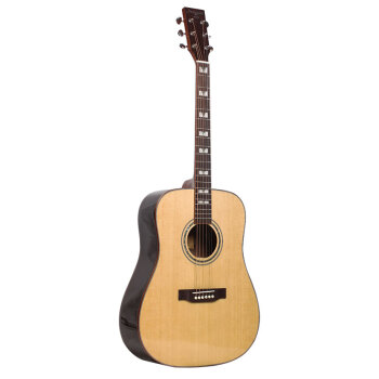 Mating Smith 41インチ単板アコスティティック光演奏専門演奏ギターの指弾楽器の初学電気ボックス無料印字単板円角民謡