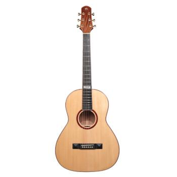 Natasha NATASHAナタサギター001民謡のエレクトリックボックスの弾き語りはナタサの全38インチのトラベルギターの輝きは38インチです。