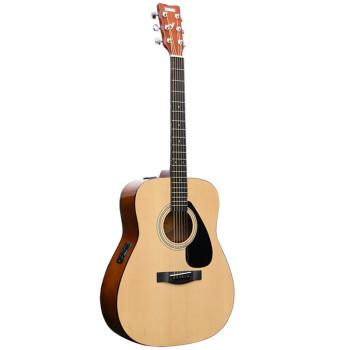 ヤマハギター(YAMAHA)F 310 F 600木吉民謡初心者41インチ男女楽器原音【インドネシア輸入】FX 310 II雲杉ユーカリ木電箱モデル